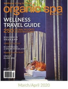 Lisa Tener in Organic Spa Magazine