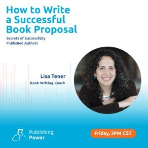 write a successful book proposal