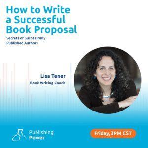 write a successful book proposal