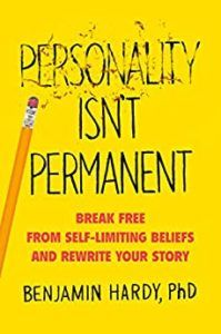 Personality Isn't Permanent book cover