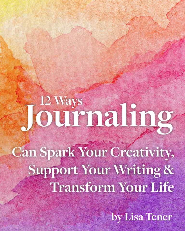 12 ways journaling can spark your creativity, support your writing and transform your life