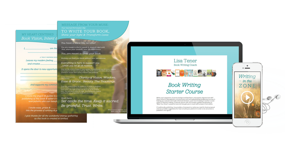 Start your book 7-day Course - Free resources for writers