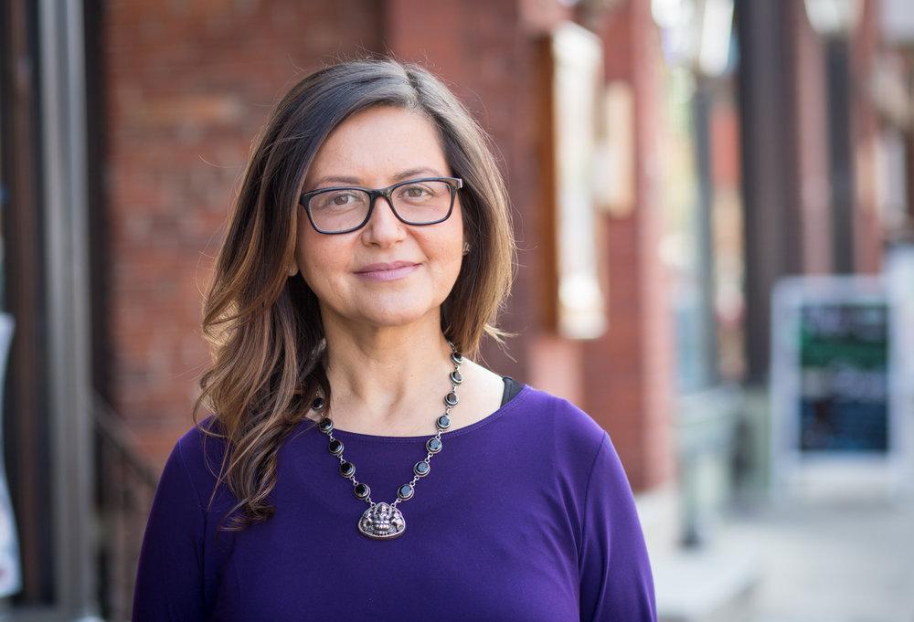 Mindfulness expert Shalini Bahl PhD