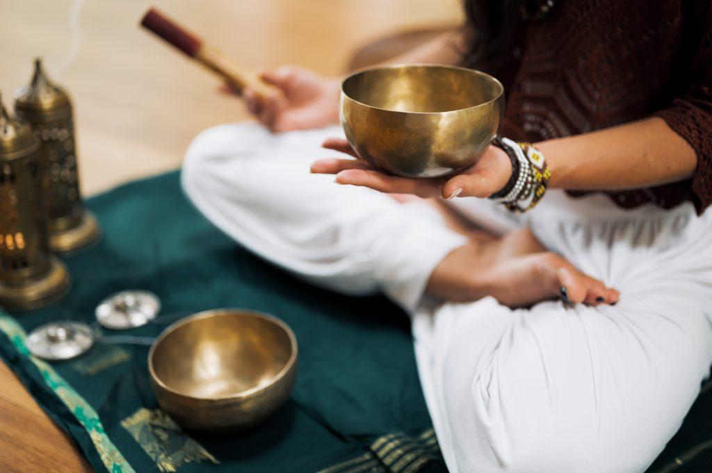 meditation bowl for creativity