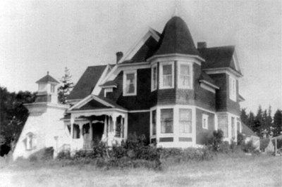 Fundy Bay Tener House