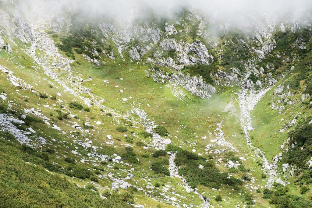 Japan Alps Travel writing